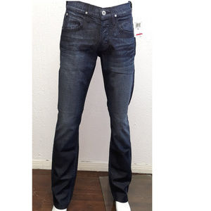 "Hudson Jeans ""Byron"" Men's Straight, Button Fly,"